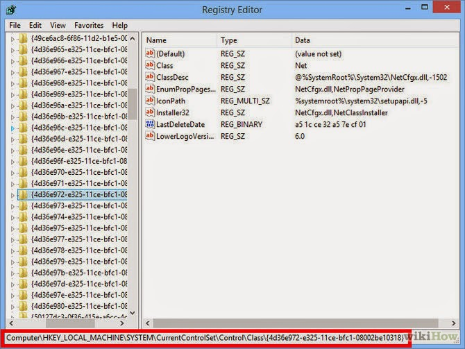 How to Change a Computer's Mac Address in Windows ~ IT ONLINE HELP