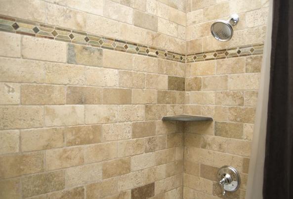 keramik kamar mandi shower