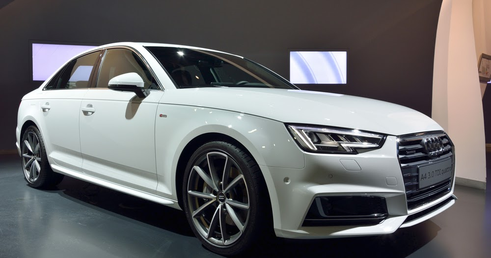 The Audi Cruiser of Choice for the Businessman or Woman