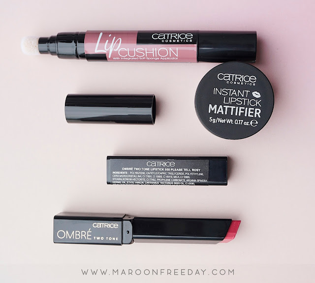 Review Lip Cushion Catrice