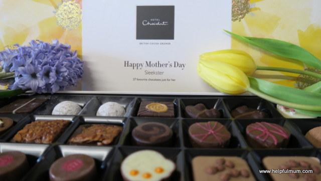 Hotel Chocolat treat