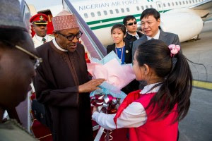 nigerians travel china