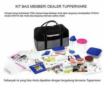 Tupperware Gallery Cara Menjadi Member Tupperware