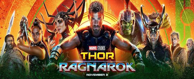Thor: Ragnarok film recenzja po polsku