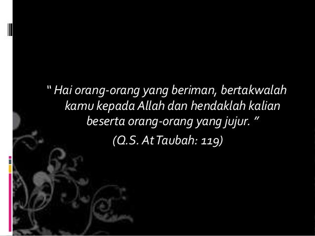 8 Hikmah Perilaku Jujur Menurut Islam! Biasakan Jujur Yuks
