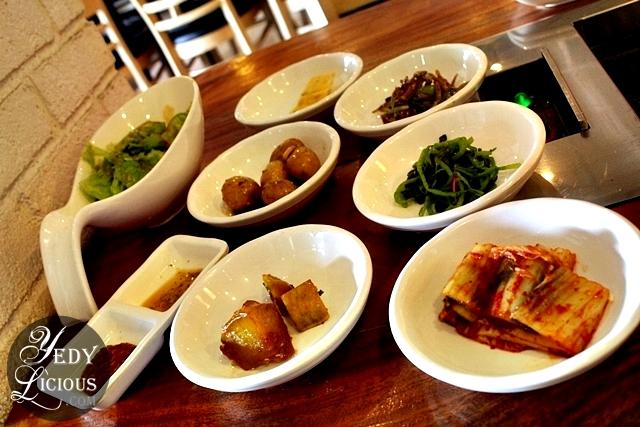 Lee Hak's Banchan
