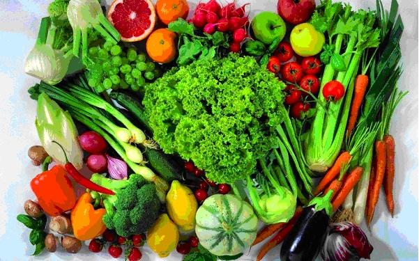 Thực đơn nhiều rau xanh giảm béo bụng nhanh nhất