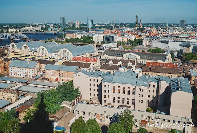 Смотровые Площадки Риги