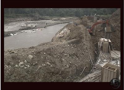 Pembangunan Bendungan Leuwi Nagka, Subang sangat lamban