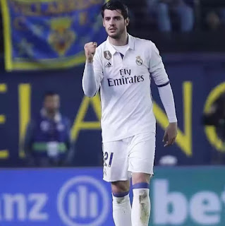 Morata will join Chelsea this Summer