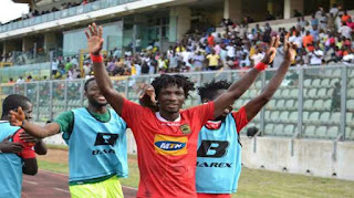 Song-ne Yacouba- Asante Kotoko's new song?