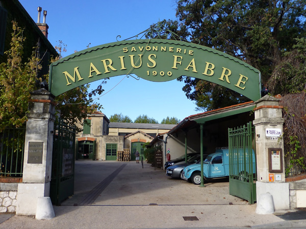 Suds from marseille to the sunshine coast the journey of a small block of soap - Marseille salon de provence ...