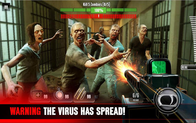 Kill Shot Virus Mod Apk