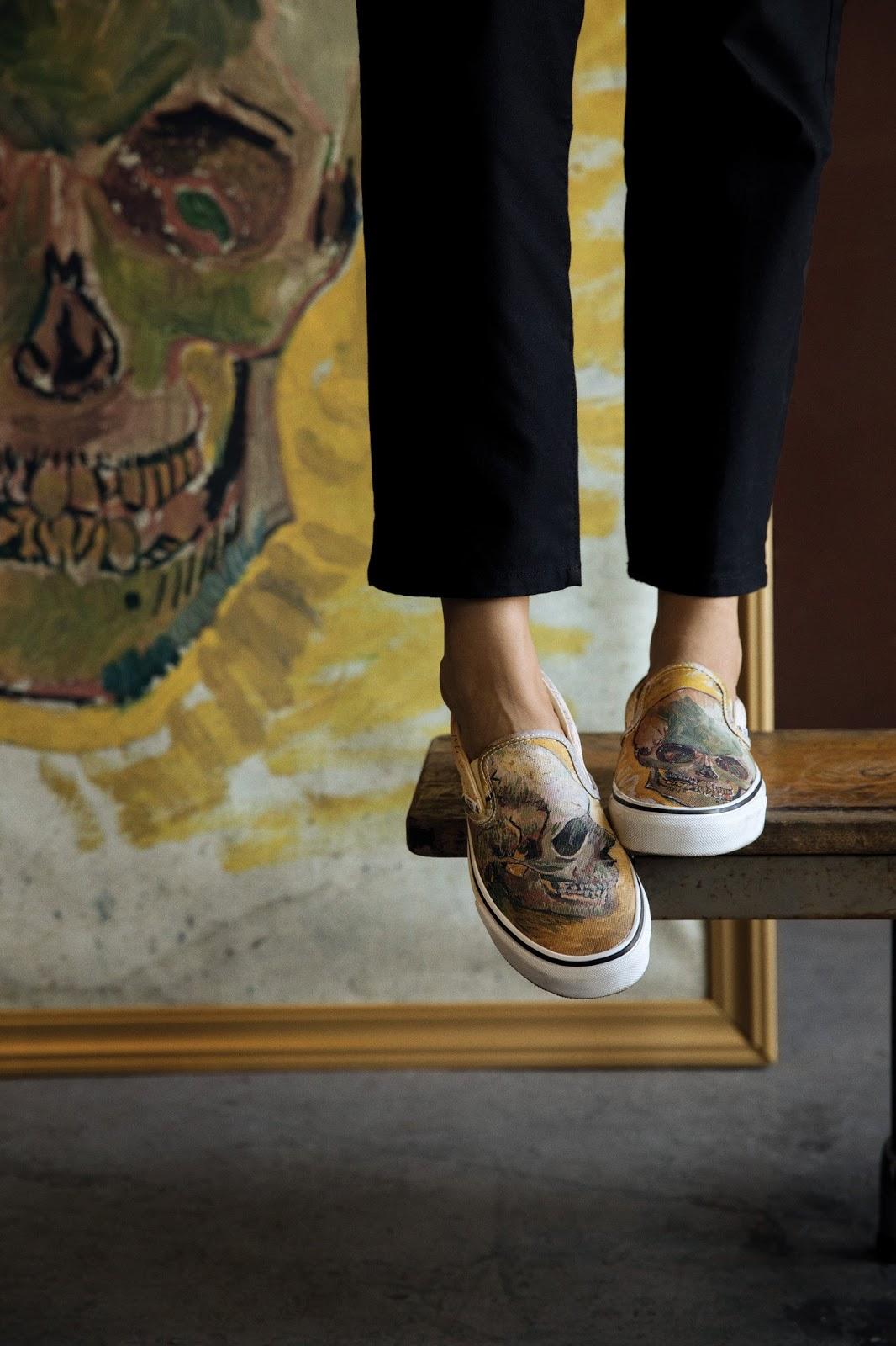Carol Fernandes Blog Vans