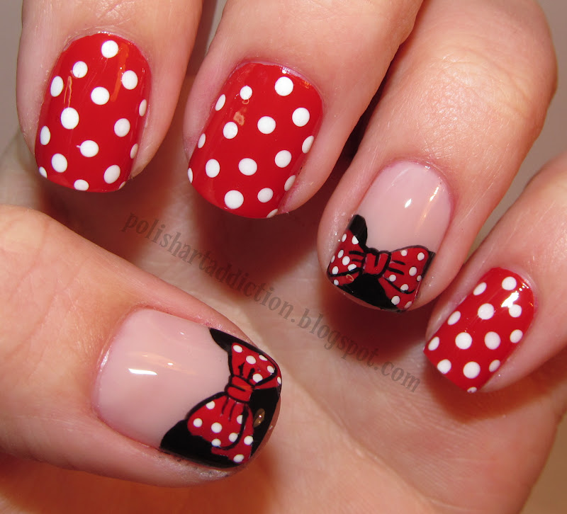 31 Day Challenge - Day 11 - Polka Dots