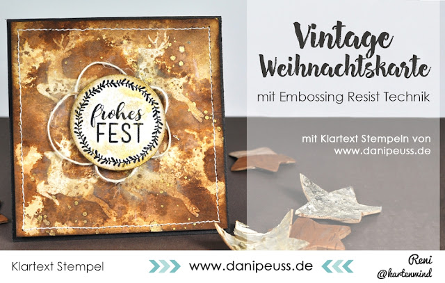 http://danipeuss.blogspot.com/2016/11/vintage-weihnachtskarte-mit-embossing.html