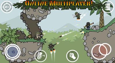 Download Doodle Army 2 Mini Militia