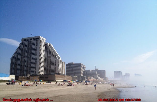 Atlantic City Beach Activities