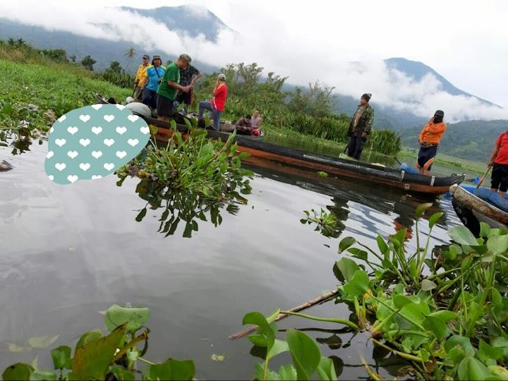 Breaking News!Nelayan Temukan Diduga Mayat Anak Di Pulau Tengah.