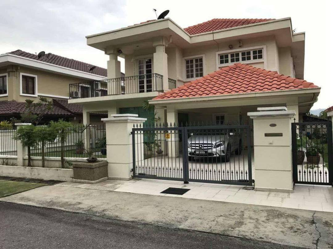 Tips Feng Shui Rumah For Sale 28 Residency Sunway Damansara 2 Storey Bungalow With A