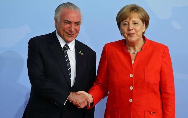 O presidente brasileiro, Michel Temer, afirmou nesta sexta-feira (7) que não existe uma crise econômica no Brasil