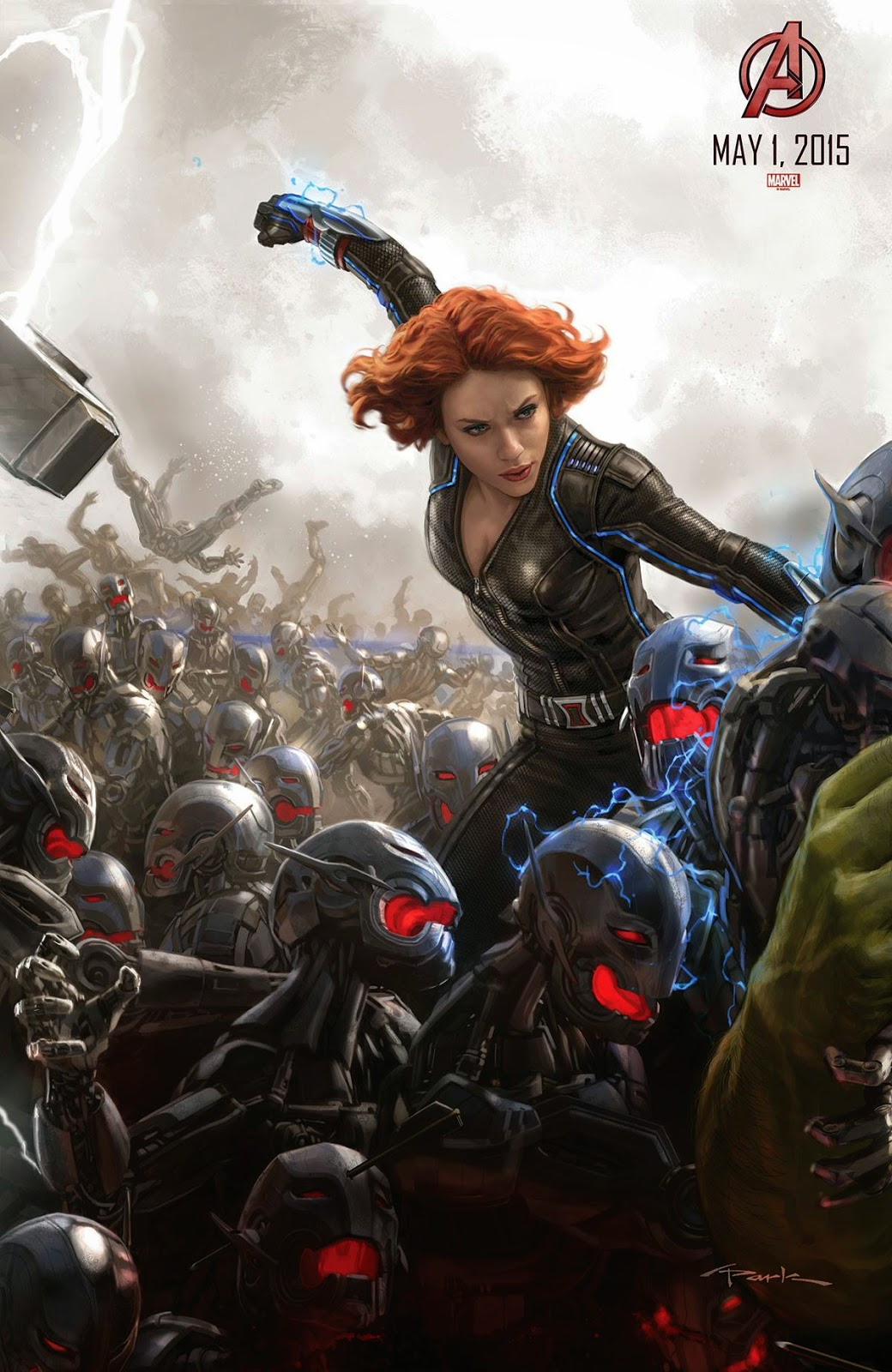 News and rumors on The Black Widow from Avengers Age of Ultron