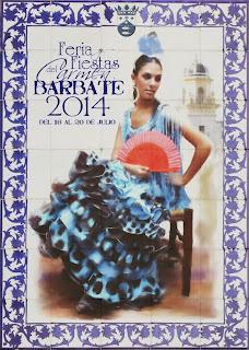 Barbate - Feria y Fiestas del Carmen 2014 - Juan Francisco Castro Fernández