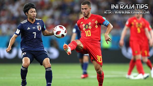 Jepang Beri Perlanwan Sengit Belgia 3-2
