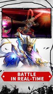 Warriors of Fate Apk