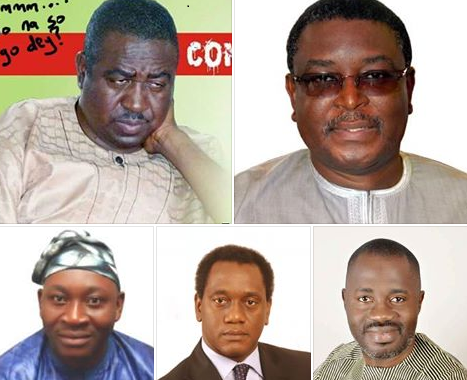SUSWAM, AYABAM,WOMBO, OKOLOBIA, OTHERS IN TROUBLE AS EFCC TO INVESTIGATE ALLEGED DIVERSION OF  N107BN