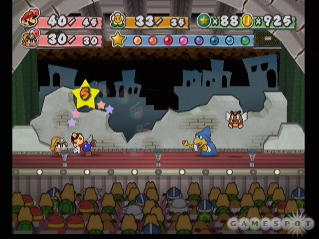 Next Level G: Paper Mario: The Thousand-Year Door. (GameCube