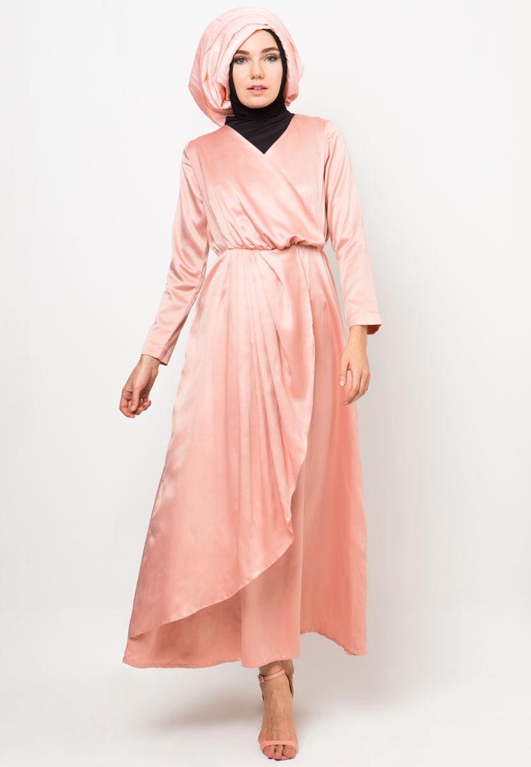 Model Baju Gamis Terbaru 2015 Bersosial Com
