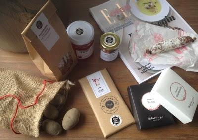 Food we love box april