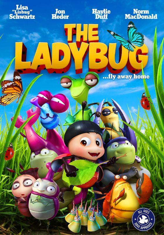 The Ladybug [2018] [DVDR] [NTSC] [Latino] [Menú Editado]