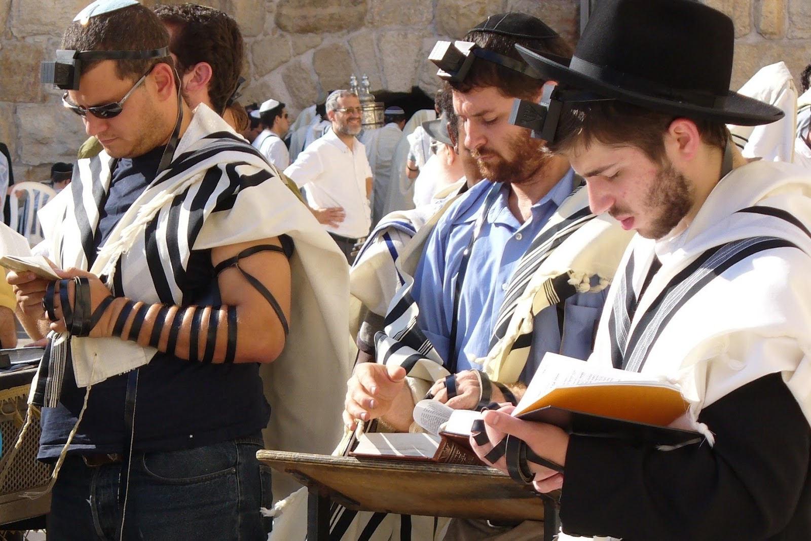Ebrei Ortodossi Capelli