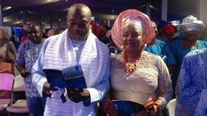 Stephen keshi also lost his wife late last year