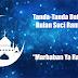 Tanda Tanda Akan Datangnya Bulan Suci Ramadhan
