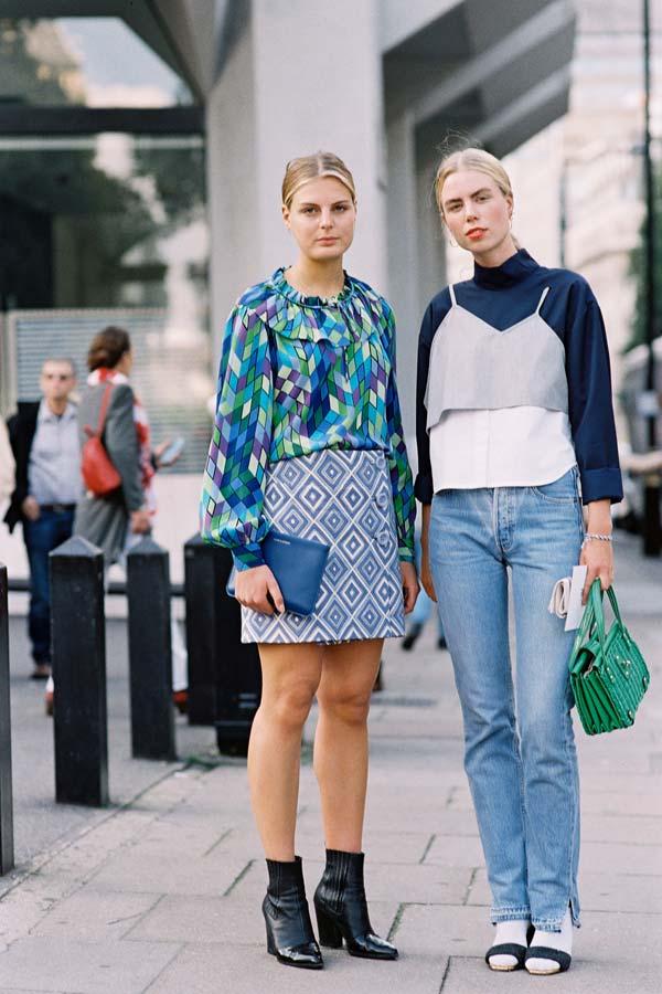 Vanessa Jackman London Fashion Week Ss 2016 After