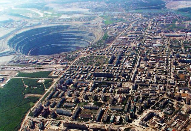 mirna russia siberia abismo mina abandonada carlos romero