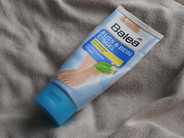 Je prépare mes jambes à la chaleur de l'été avec Balea