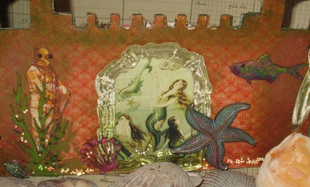 Rhondamum Steampunk Mermaid