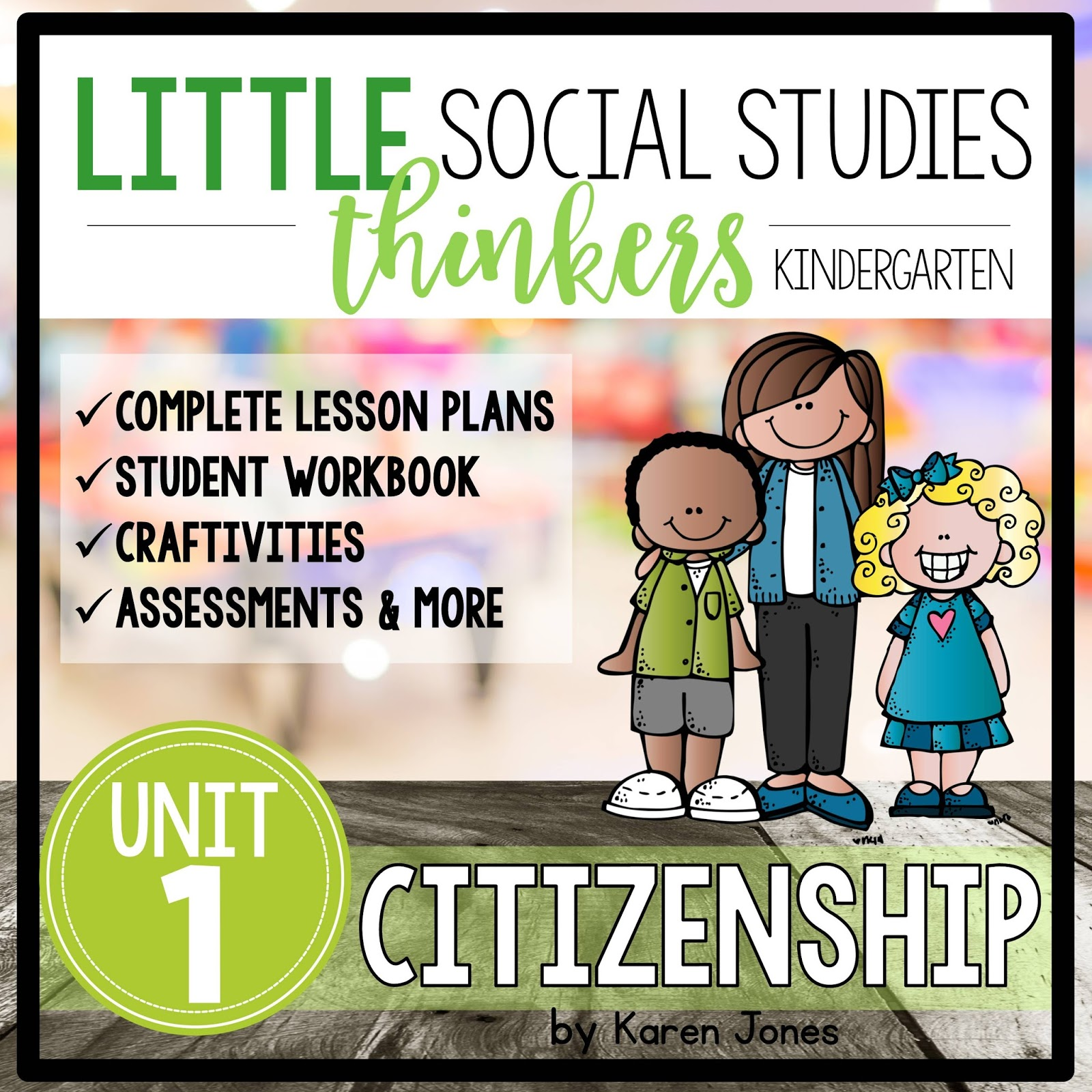 little social studies thinkers curriculum for kindergarten mrs