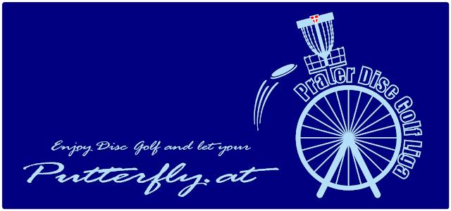 Prater Disc Golf Liga Banner