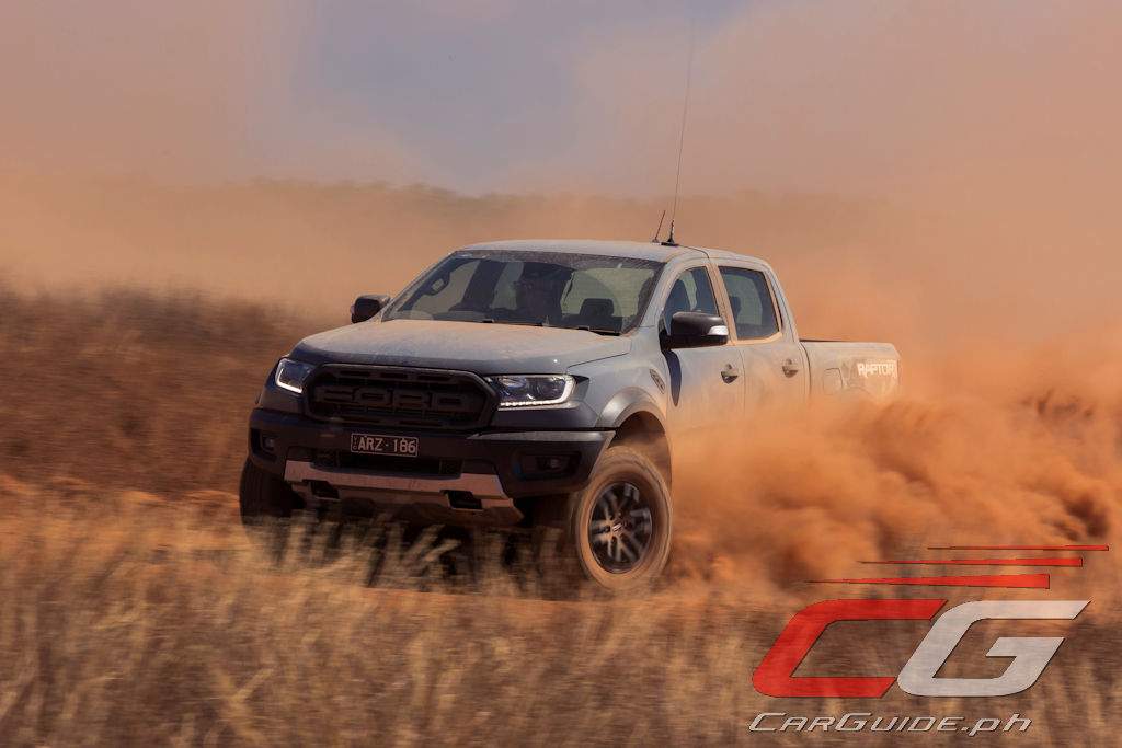 Ford Ranger Raptor Drive on Ford Ranger Torque Specifications