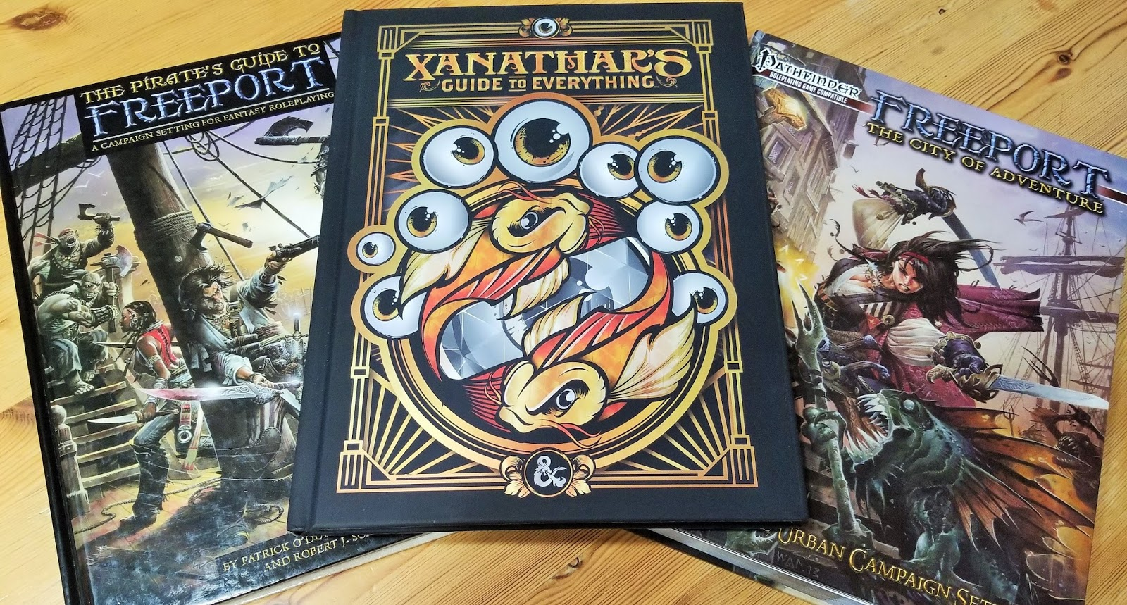 Studded Plate: Xanathar's Guide and Freeport, Part 1: Subclasses
