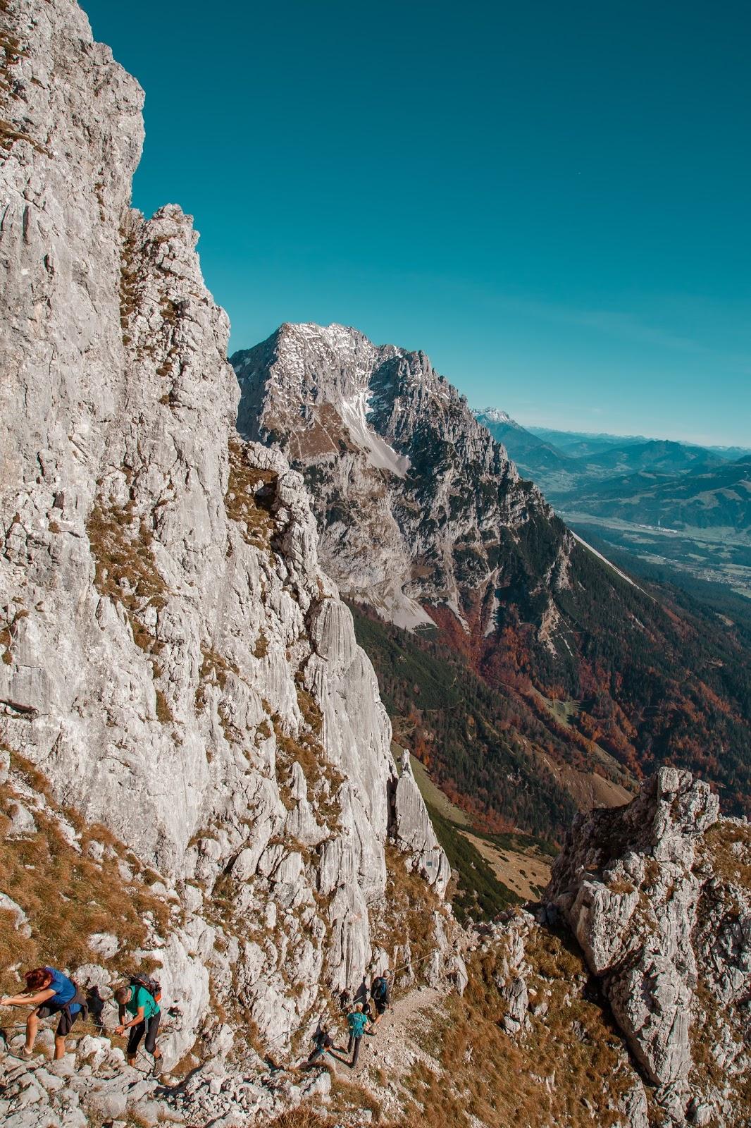 Bergtour Scheffauer  Wandern Wilder Kaiser  leichter Gipfel im Wilden Kaiser  Wandern-Tirol 16