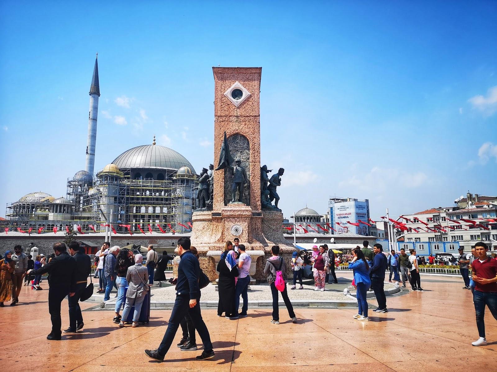 Dataran Taksim Square