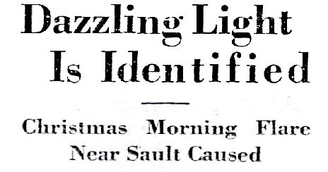 Alleged Meteor Stalls Truck Motor | UFO CHRONICLE – 1940