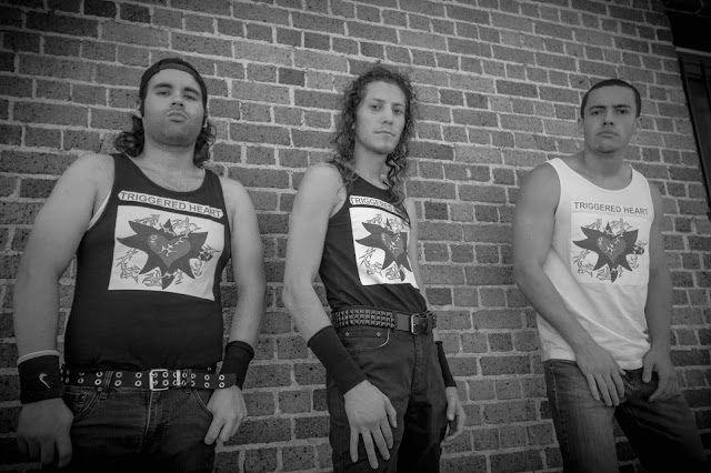 "Meet Alternative Rock Band ""Triggered Heart"" from Vallejo, California"