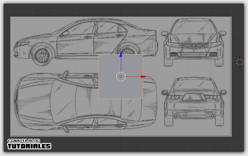 Agregar una imagen de fondo para modelado en blender 26x cgnauta blog en blender podremos agregar fondos de imagen o video para diferentes motivos o tcnicas en el caso del modelado el empleo de blueprints es para ajustar una malvernweather Images